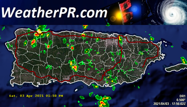 Weather Puerto Rico